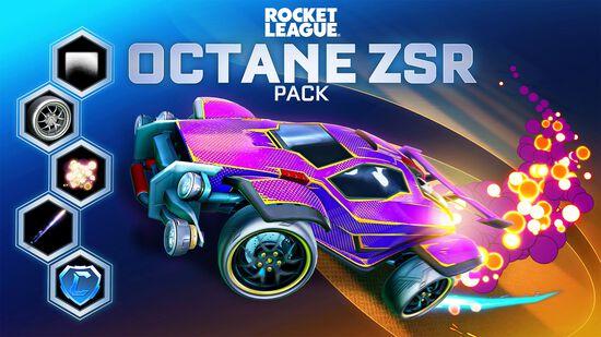 Rocket League® - Octane ZSR スターターパック
