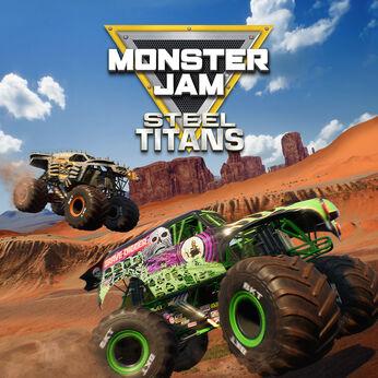 Monster Jam Steel Titans(モンスタージャム スティールタイタンズ)