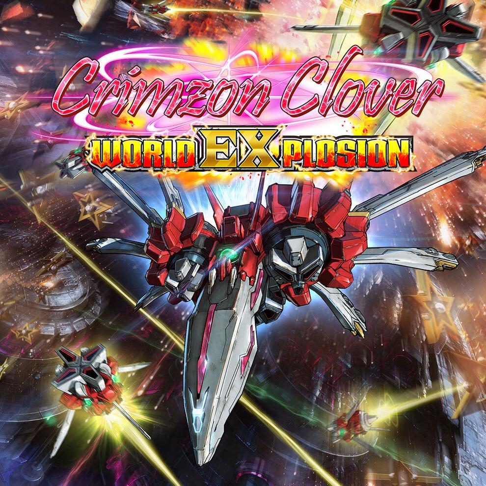 Crimzon Clover - World EXplosion