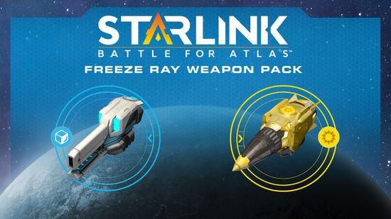 スターリンク バトル・フォー・アトラス - ウェポンパック:フリーズレイ