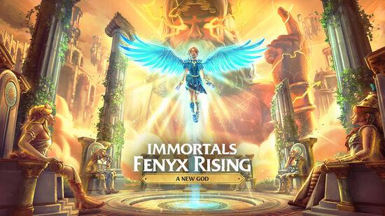イモータルズ フィニクス ライジング – 新しい神