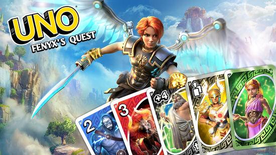 UNO® Fenyx's Quest