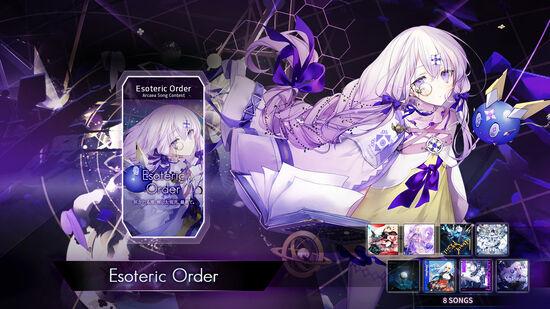 Esoteric Order パック