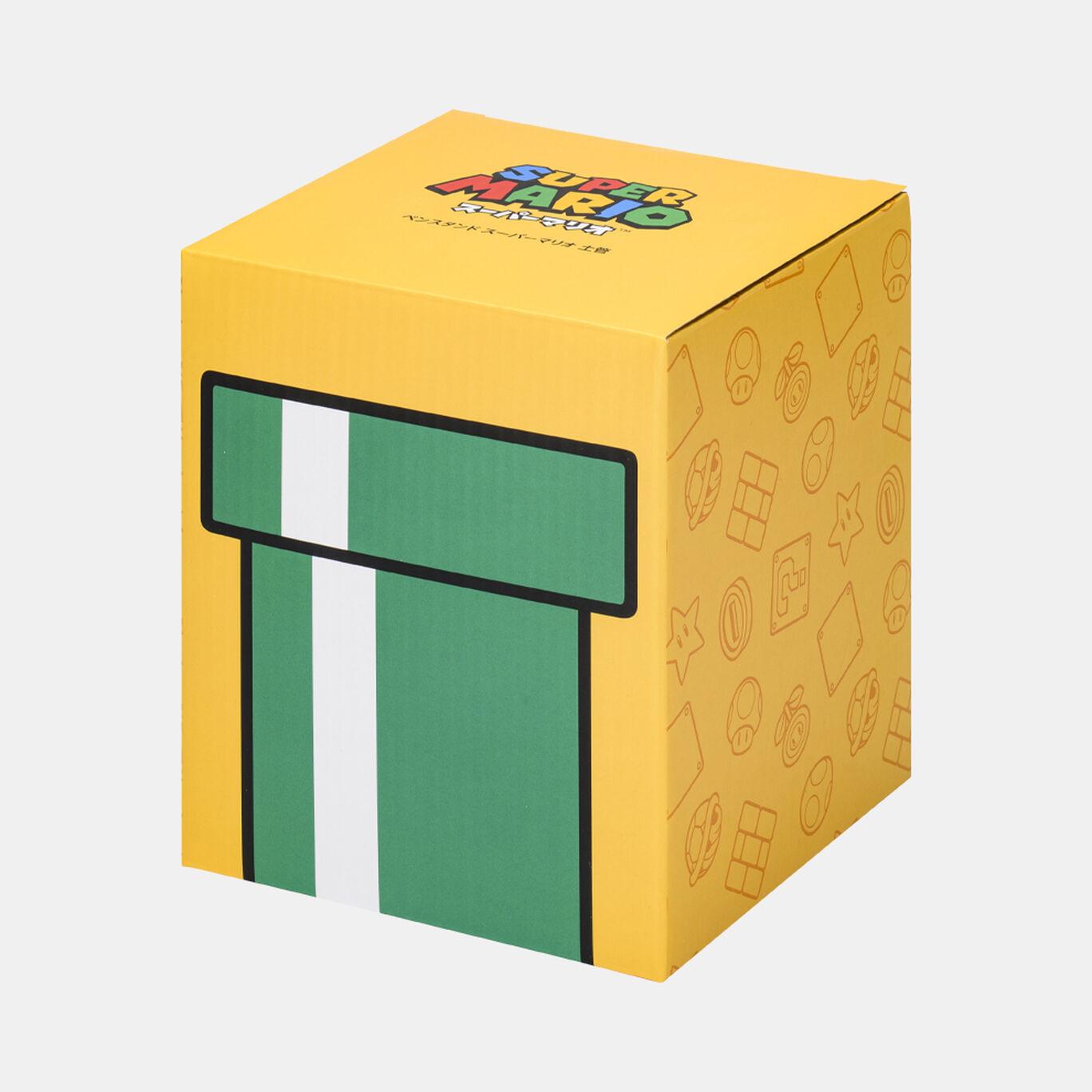 ペンスタンド スーパーマリオ 土管【Nintendo TOKYO取り扱い商品】
