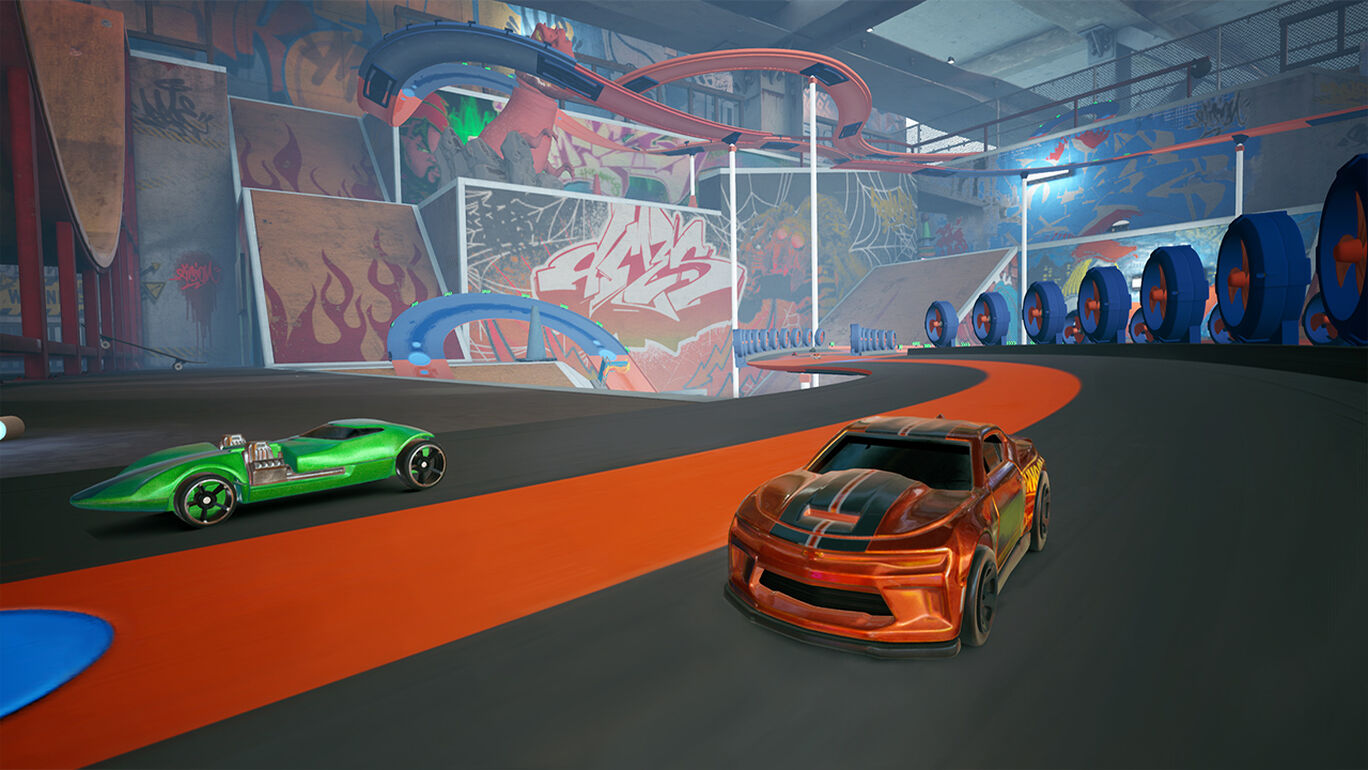 HOT WHEELS UNLEASHED™ - Ultimate Stunt Edition
