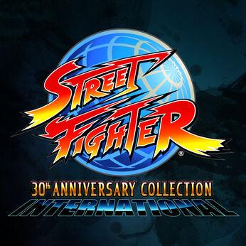 ストリートファイター30th アニバーサリーコレクション インターナショナル