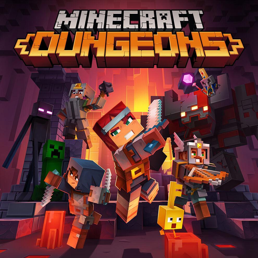 Minecraft Dungeons
