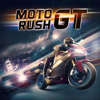 Moto Rush GT : モトラッシュGT