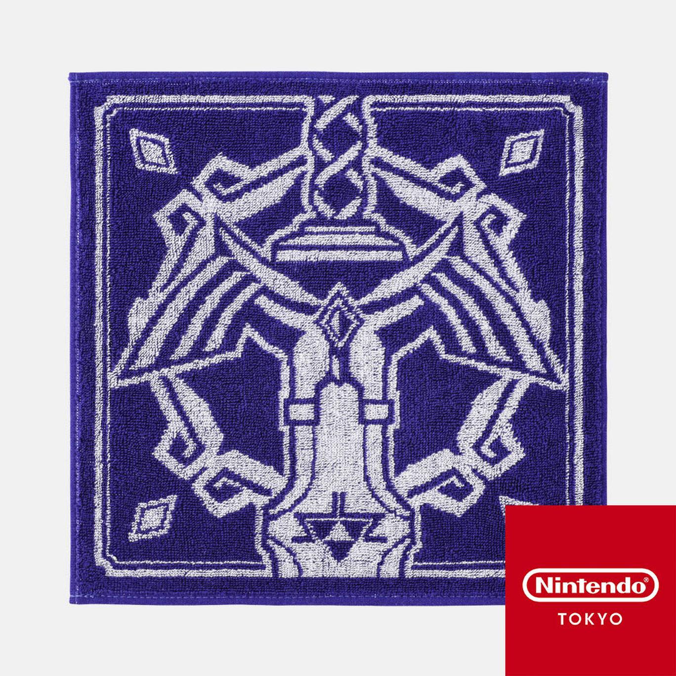 ハンドタオル 真のマスターソード ゼルダの伝説 スカイウォードソード HD【Nintendo TOKYO取り扱い商品】