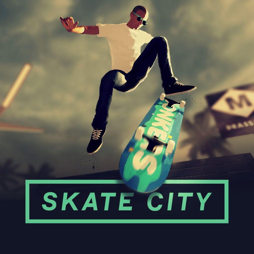 スケートシティ