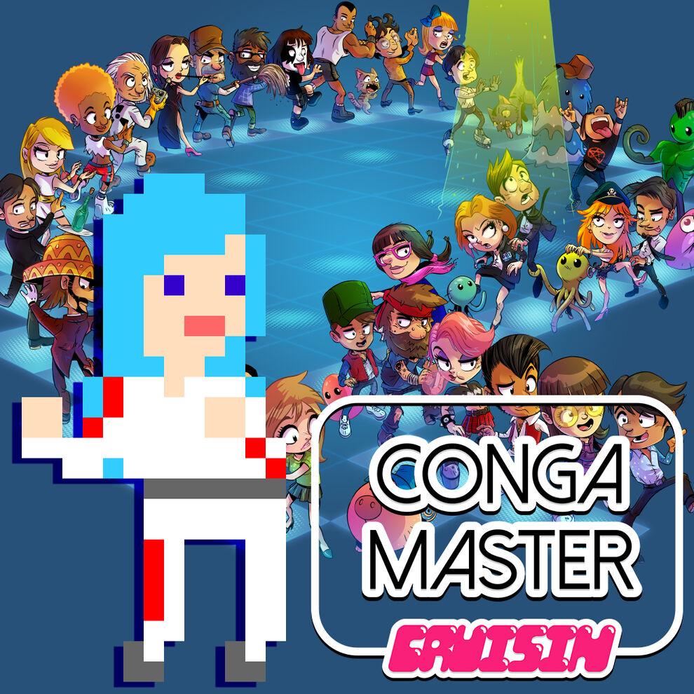 Conga Master Cruisin
