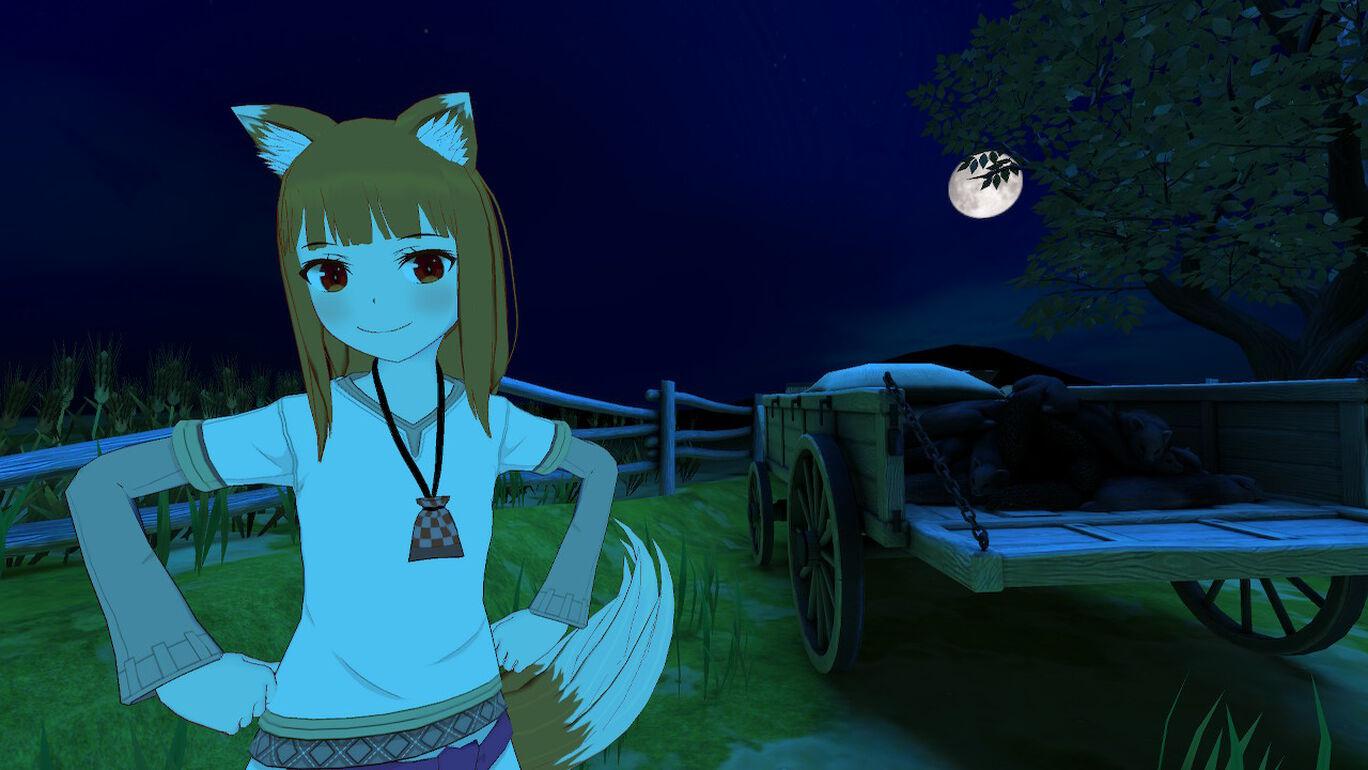 狼と香辛料VR2