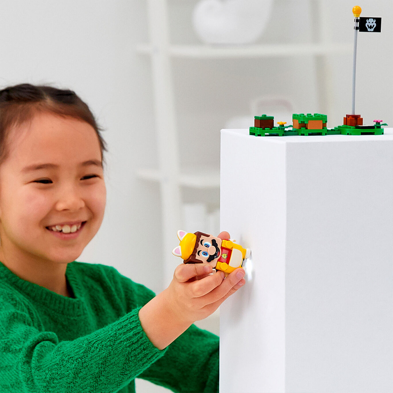 レゴ(R)スーパーマリオ ネコマリオ パワーアップ パック
