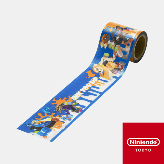 養生テープ A INK YOU UP【Nintendo TOKYO取り扱い商品】