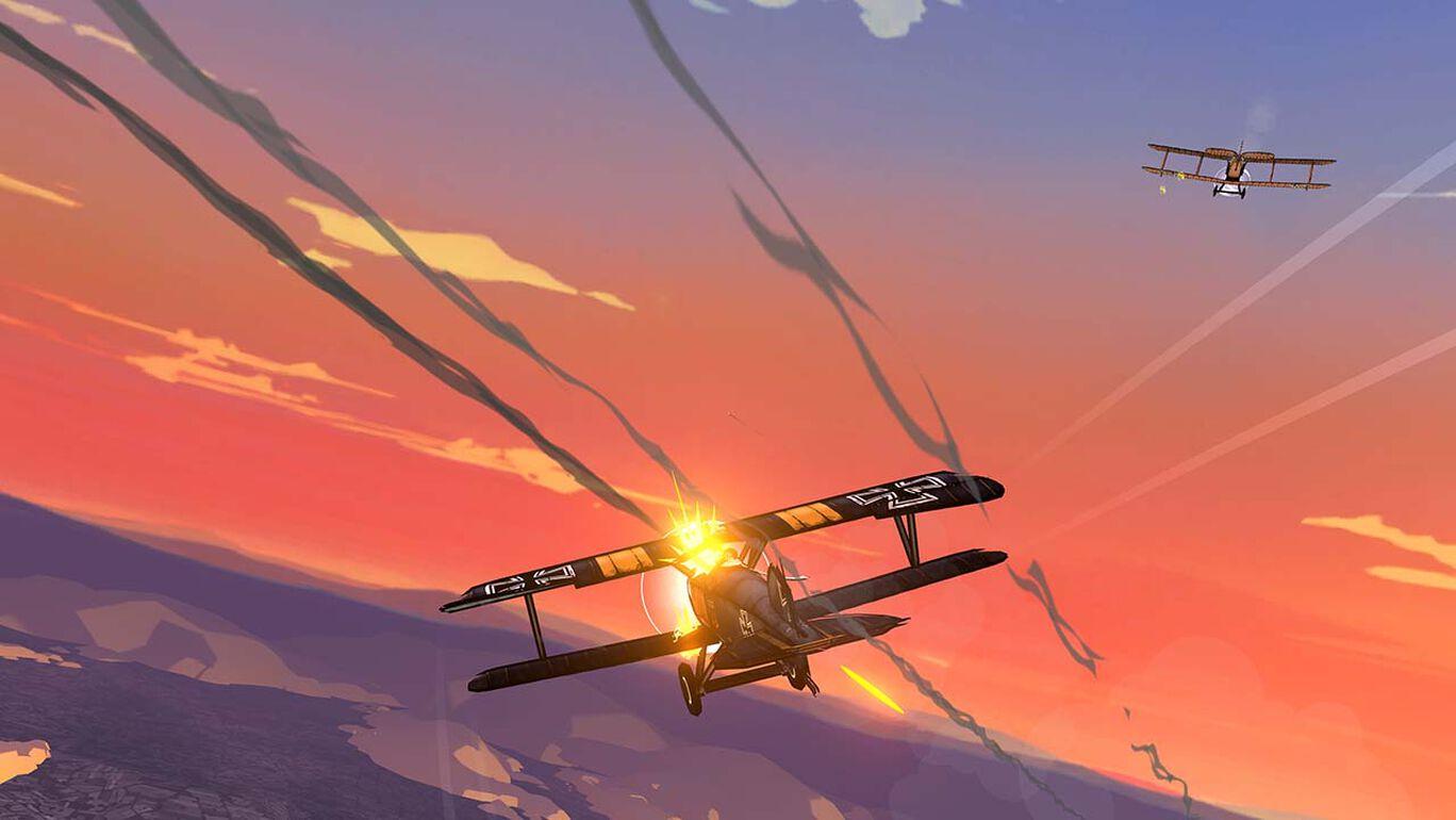 Skies of Fury DX (スカイズ・オブ・フュリー)