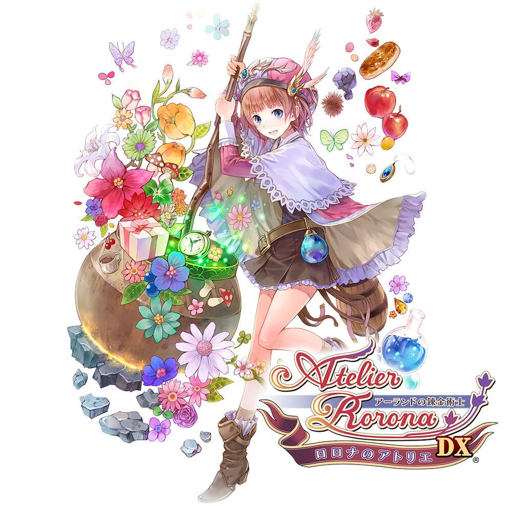 ロロナのアトリエ ~アーランドの錬金術士~ DX
