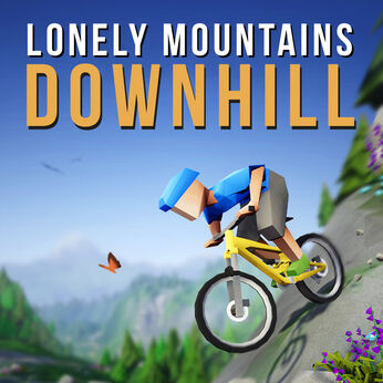 Lonely Mountains: Downhill