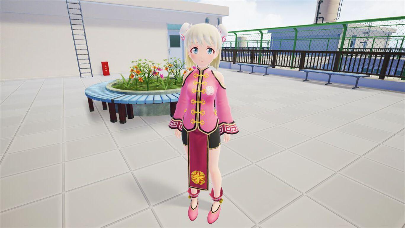 おススメ衣装DLC3種セット第四弾