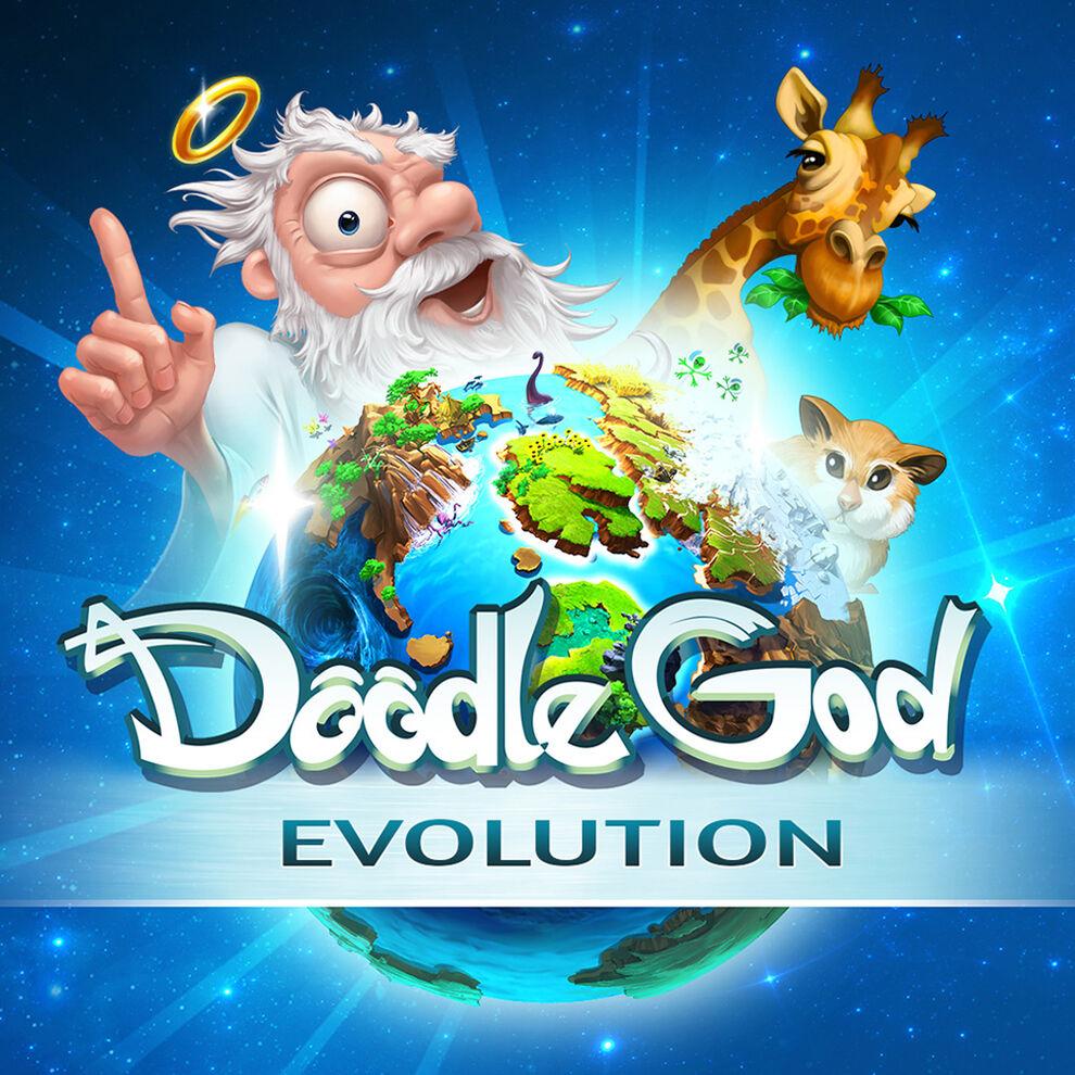 ドゥードゥルゴッド:エボリューション -Doodle God: Evolution-
