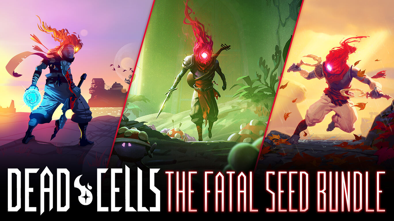 Dead Cells – The Fatal Seed 同梱版