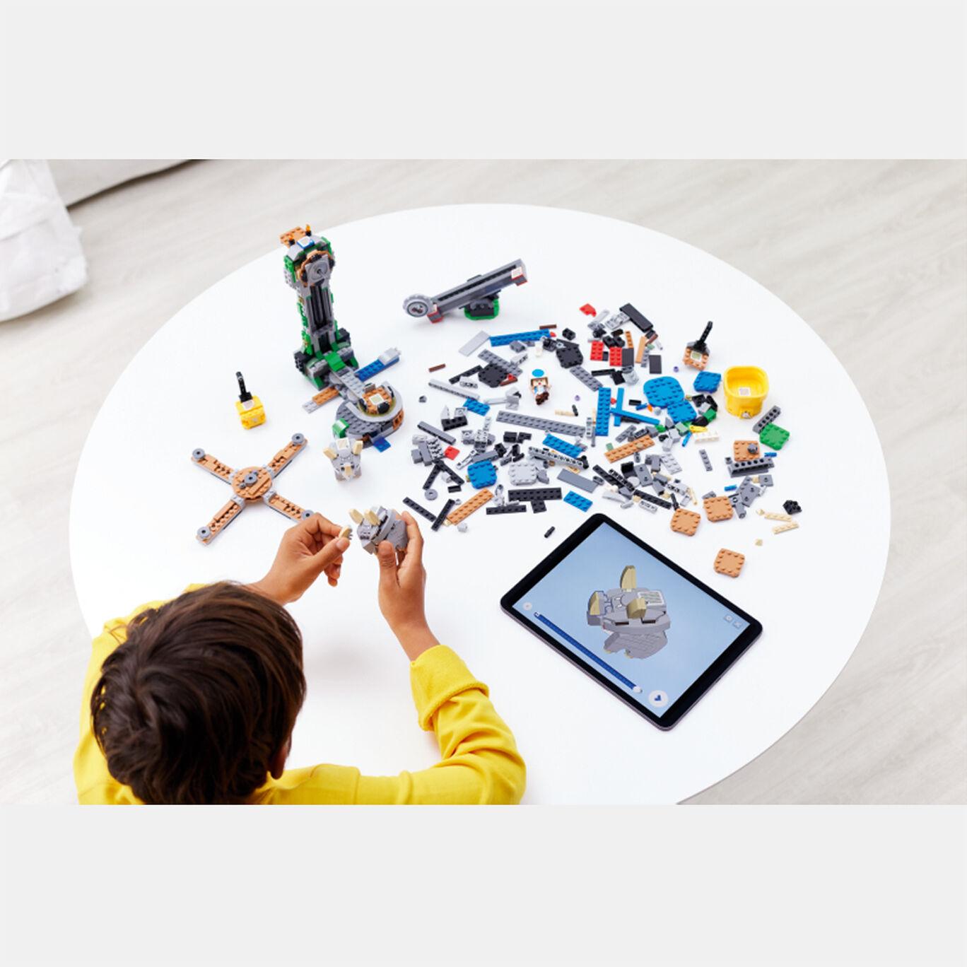 レゴ®スーパーマリオ めざせ てっぺん! ブイブイ の リフト チャレンジ