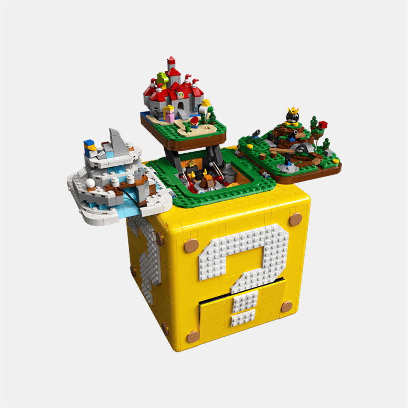 【新商品】レゴ®スーパーマリオ64™ ハテナブロック