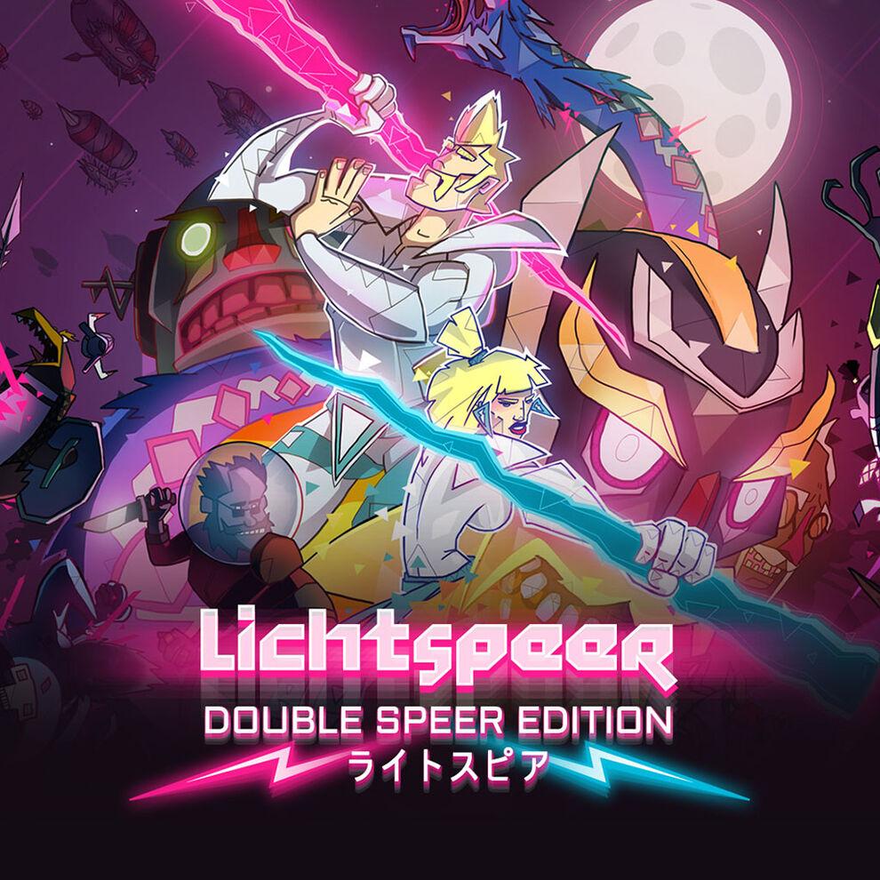 Lichtspeer: Double Speer Edition (ライトスピア)