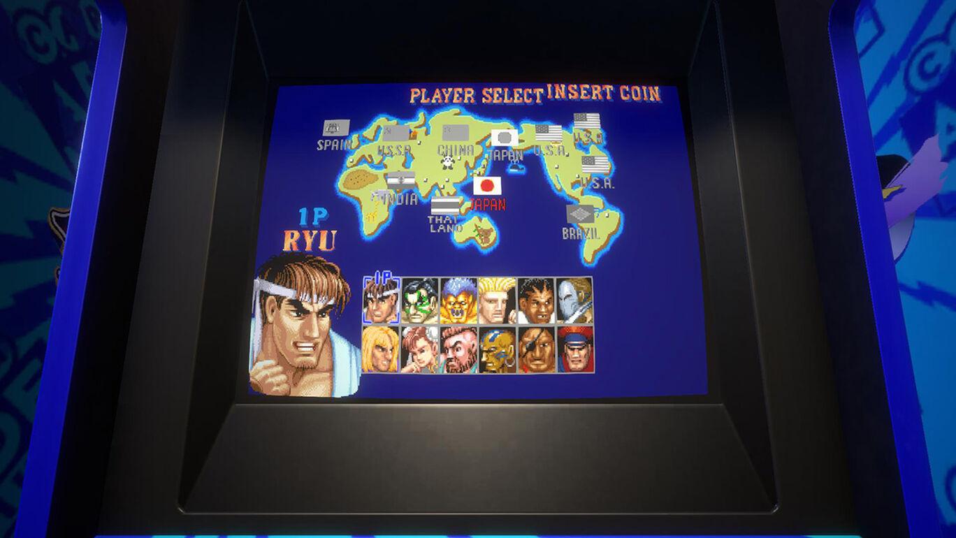 Capcom Arcade Stadium:ストリートファイターII' TURBO - HYPER FIGHTING -