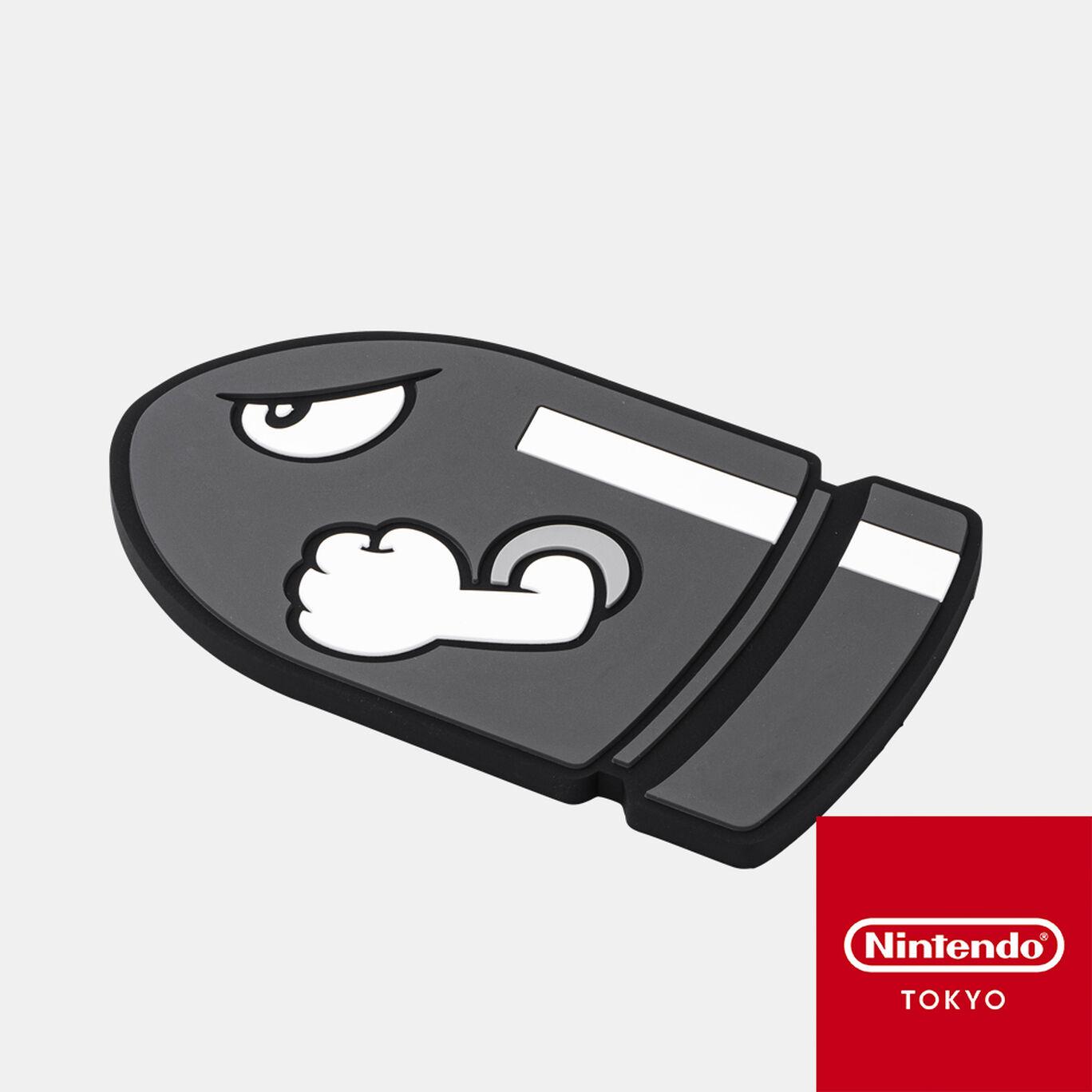 ラバーコースター スーパーマリオ C【Nintendo TOKYO取り扱い商品】
