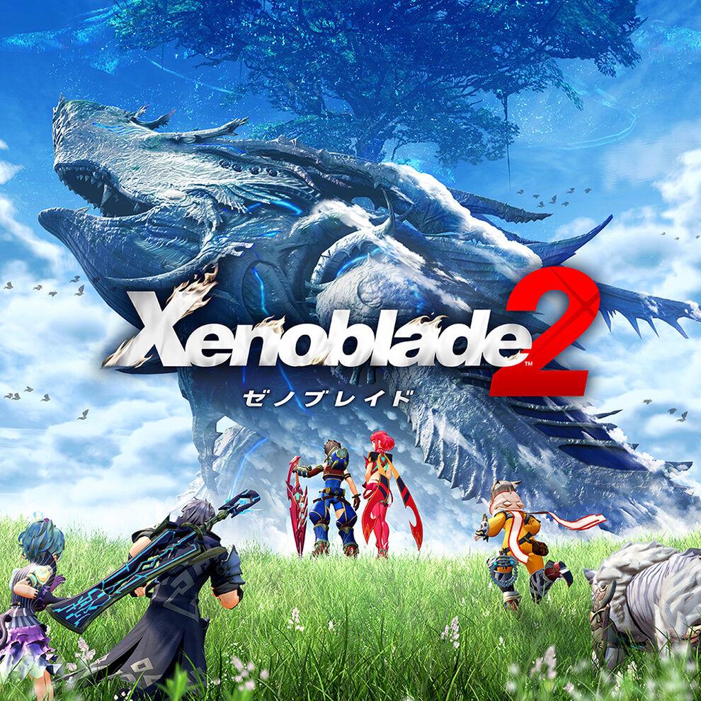 Xenoblade2 (ゼノブレイド2) ダウンロード版 | My Nintendo Store ...