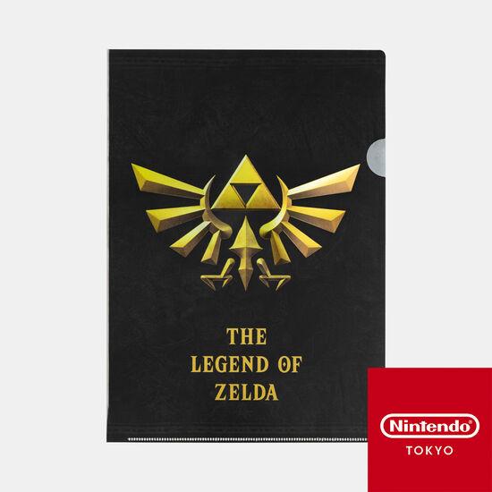 クリアファイル ゼルダの伝説 C【Nintendo TOKYO取り扱い商品】