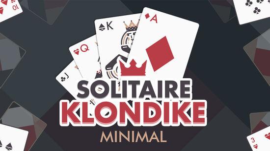 Solitaire Klondike Minimal