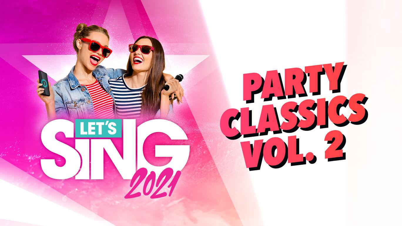 レッツシング2021 - Party Classics Vol. 2 Song Pack