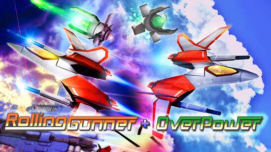 Rolling Gunner + Over Power(ローリングガンナー+オーバーパワー)