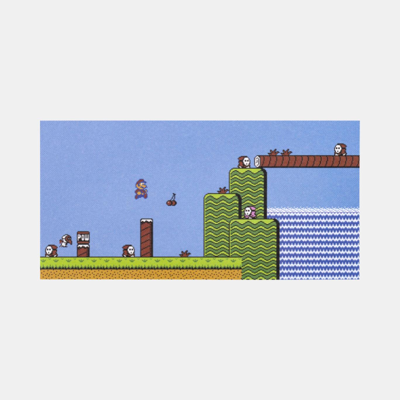 カセット型ケース付きメモ スーパーマリオUSA【Nintendo TOKYO取り扱い商品】