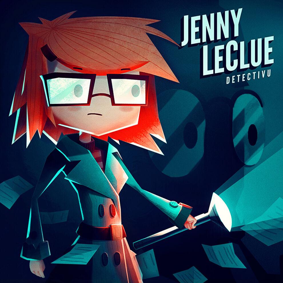 Jenny LeClue - Detectivu (名探偵ジェニー・ルクルー)