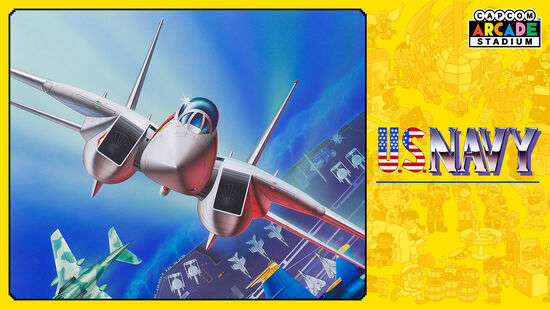 Capcom Arcade Stadium:U.S. Navy