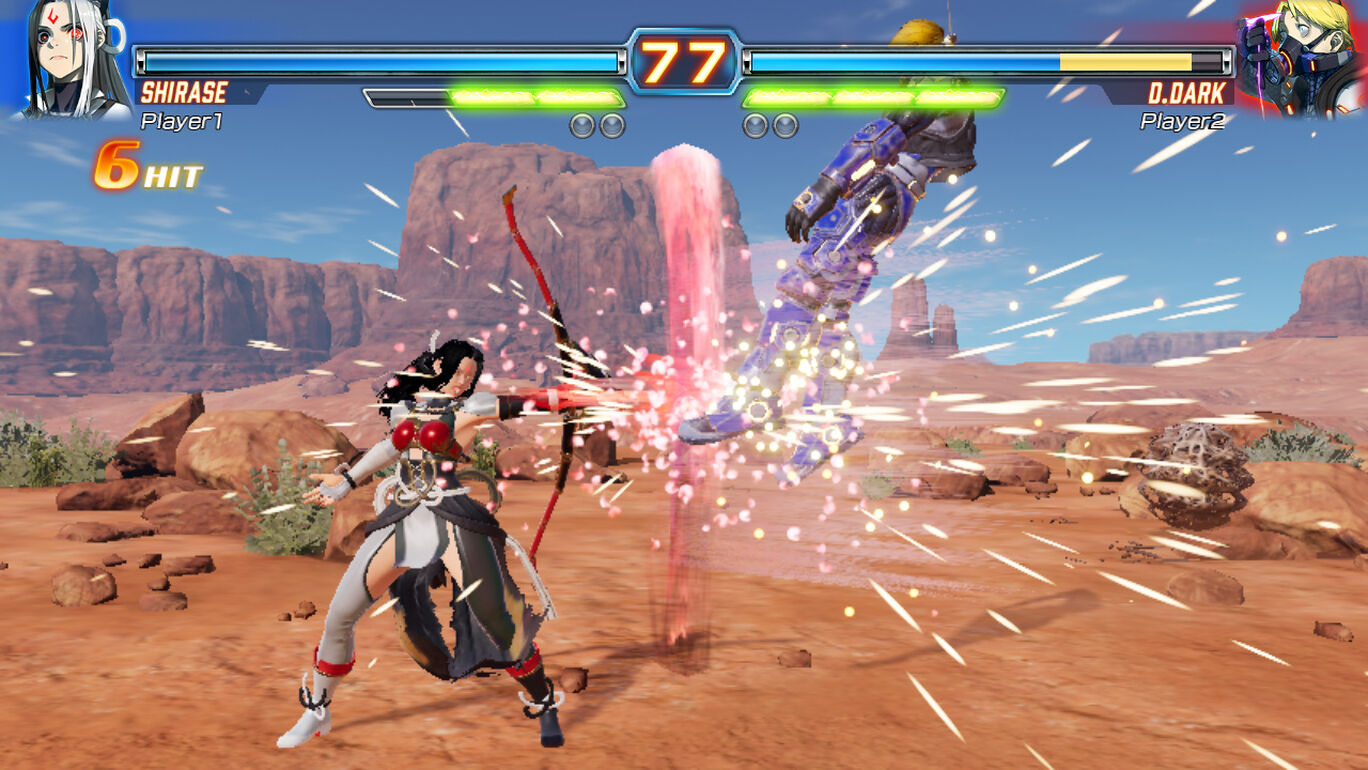 FIGHTING EX LAYER ANOTHER DASH