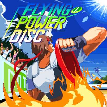 フライングパワーディスク:Windjammers