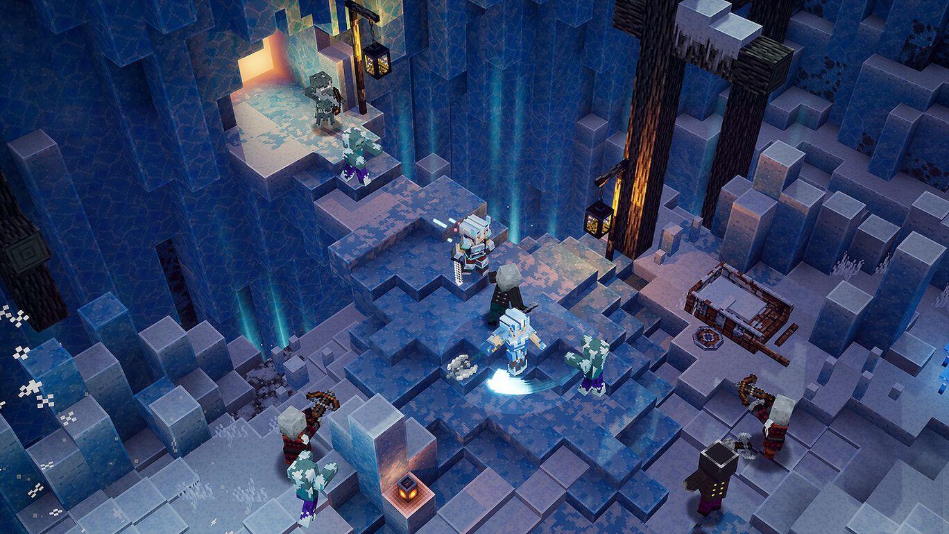 Minecraft Dungeons: アルティメット DLC バンドル