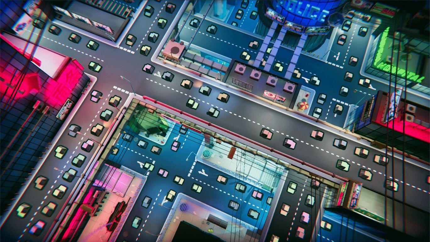 Urban Flow: 交通パニック-拡張パック