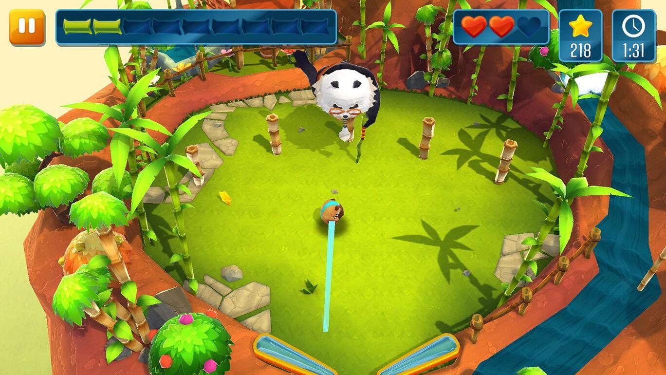 Momonga Pinball: モモンガ ピンボール アドベンチャー