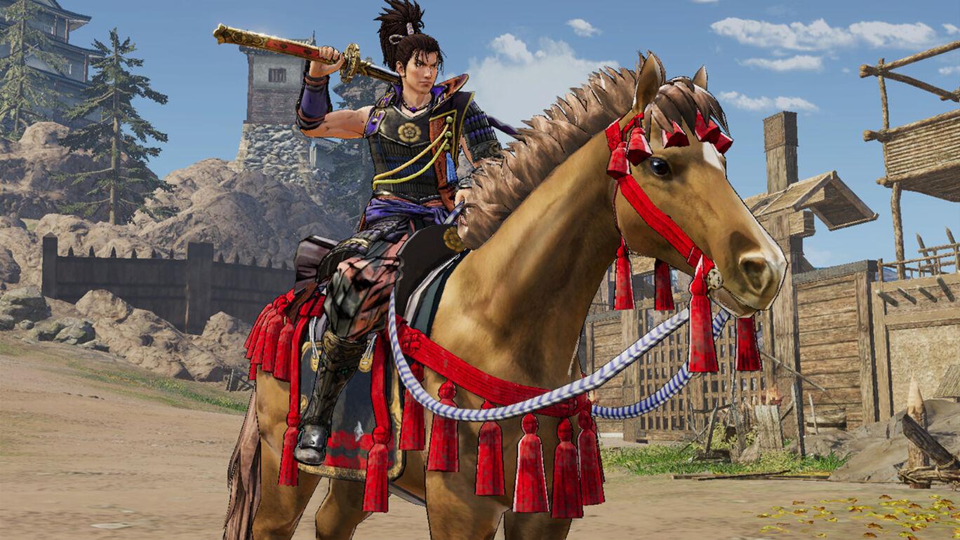 大河ドラマ『麒麟がくる』特別軍馬「織田信長の馬」