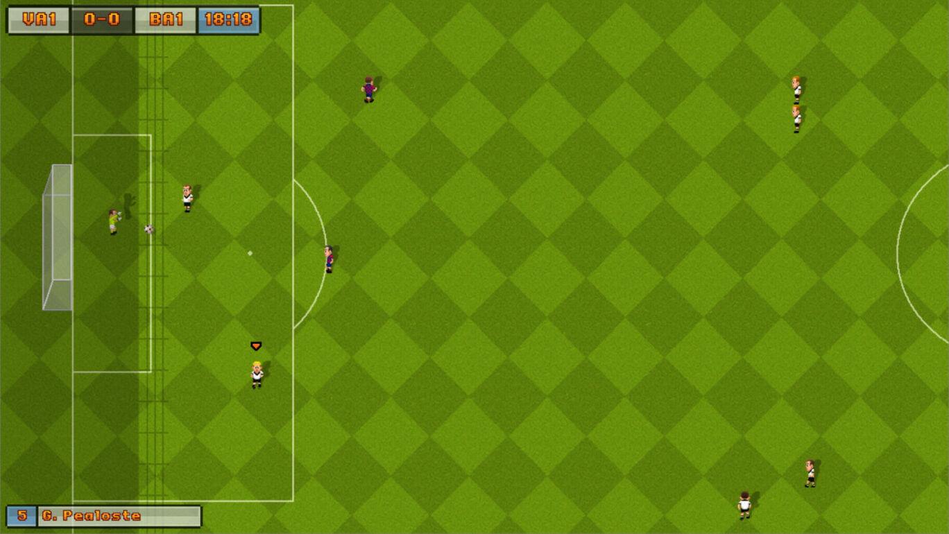 16-Bit Soccer