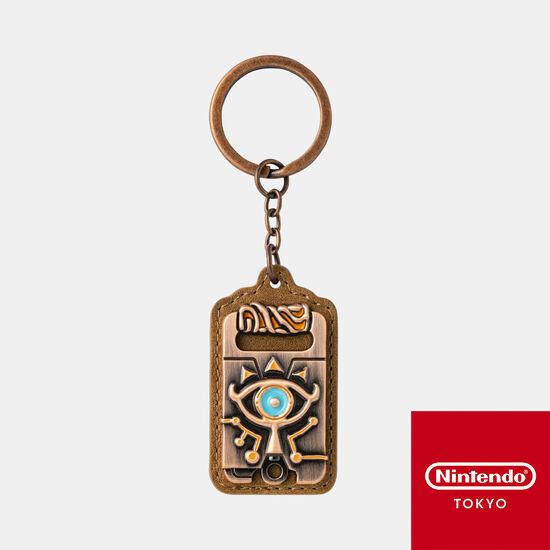 キーホルダー ゼルダの伝説 C【Nintendo TOKYO取り扱い商品】