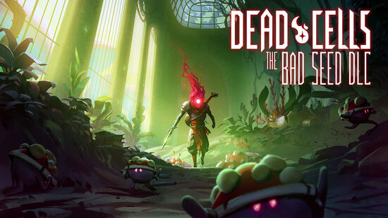 Dead Cells - The Bad Seed & Rise of the Giant 同梱版