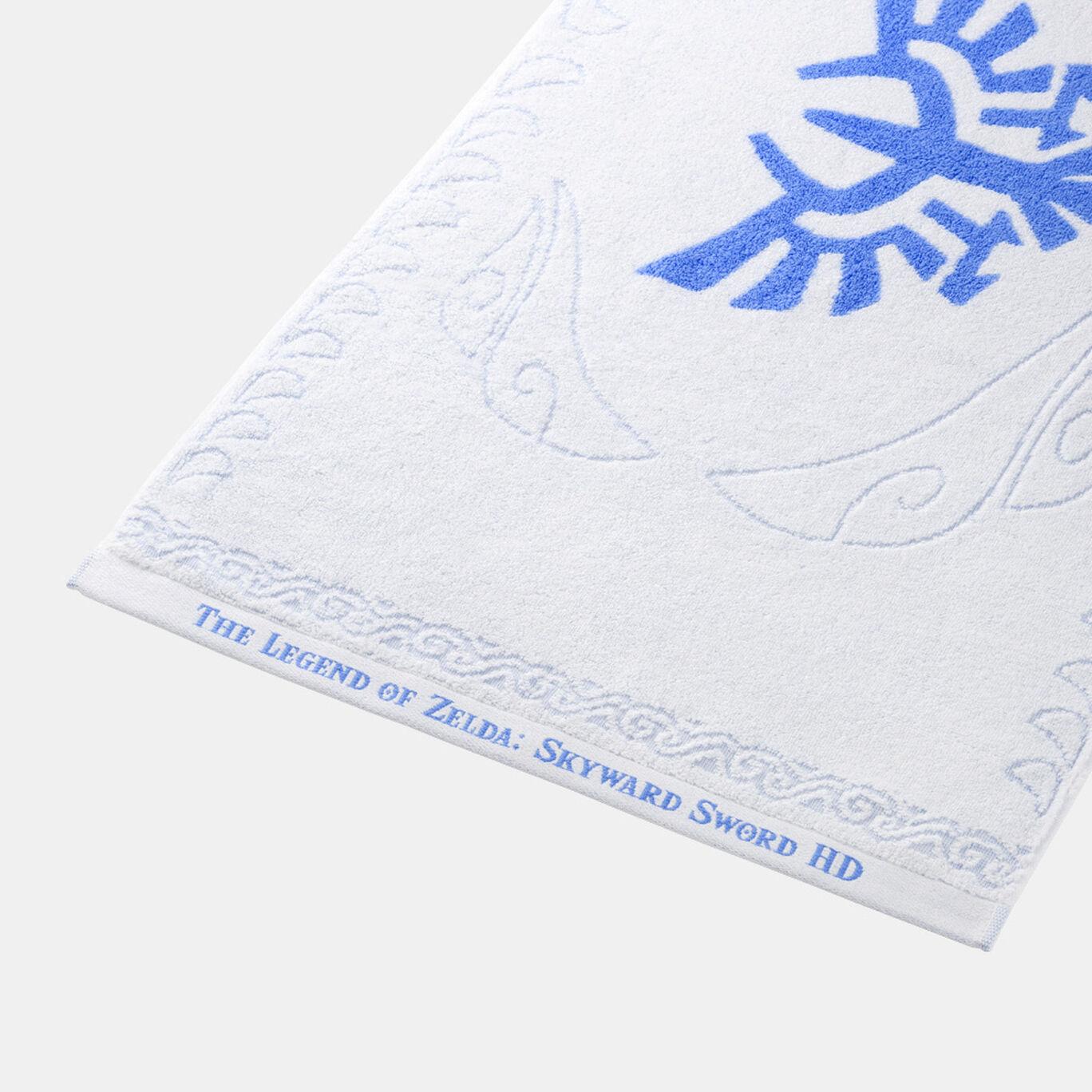 ミニバスタオル パラショール ゼルダの伝説 スカイウォードソード HD【Nintendo TOKYO取り扱い商品】