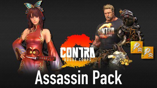 Assassin Pack