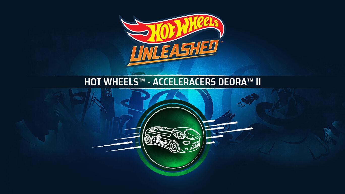 HOT WHEELS™ - AcceleRacers Deora™ II
