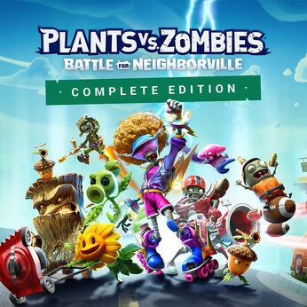 Plants vs. Zombies™: ネイバービルの戦い コンプリート・エディション
